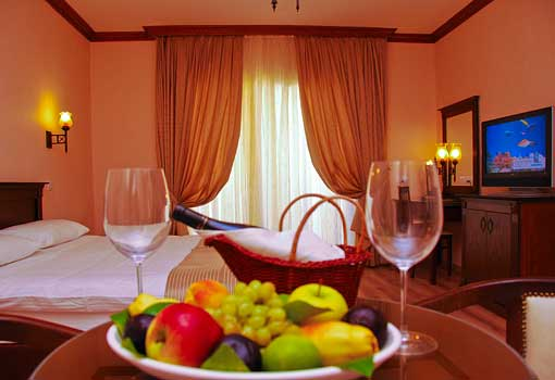 Pia Bella Hotel Deluxe Rooms